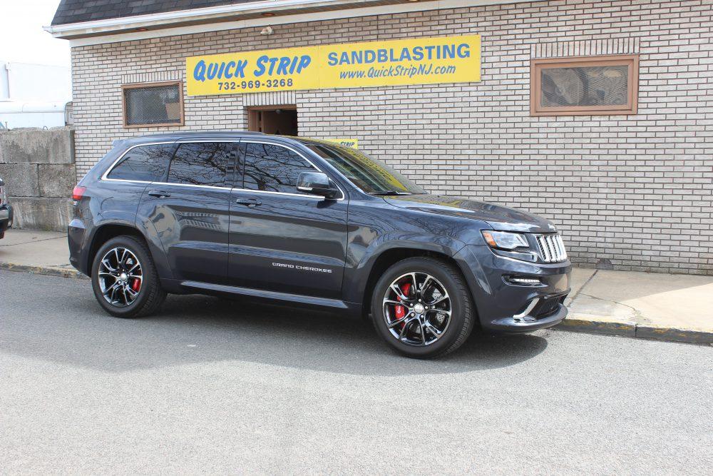 Customer Cars | Quick Strip